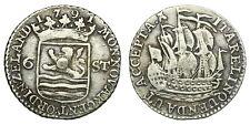 Netherlands - Zeeland - Scheepjesschelling 1791