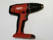 """Hilti SFC 18-A 1/2"""" Cordless  Drill Driver NEW."""