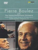 Pierre Boulez - IN Rehearsal - DVD