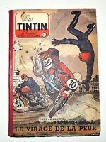TINTIN album éditeur n°18 - n°266 à 278 - 1953. Bel état