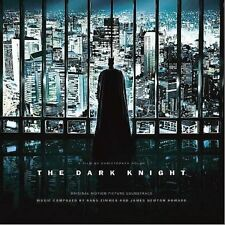 The Dark Knight [Original Motion Picture Soundtrack] by James Newton Howard/Hans Zimmer (Composer) (Vinyl, Aug-2008, Warner Bros.)