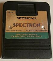 Spectron by SpectraVideo ColecoVision, 1983 Game Cartridge  Rare HTF -FREE SHIP-