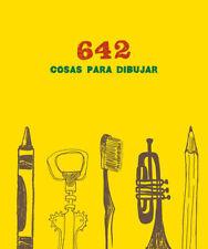 642 cosas para dibujar. NUEVO. Nacional URGENTE/Internac. económico. MANUALIDADE