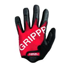 Hirzl Gripp Tour FF 1.0 Leather Gloves Full Finger Bike