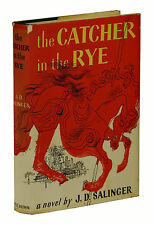 The Catcher in the Rye ~ J.D. SALINGER ~ First Edition ~ 1st Printing ~ 1951 JD