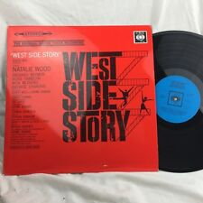 ROBERT WISE WEST SIDE STORY NATALIE WOOD LP CLASSICAL RECORD