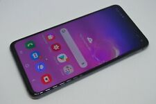 Samsung Galaxy S10e SM-G970U 128GB Black (Unlocked) AT&T T-MOBILE CRICKET #S734