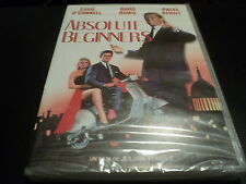 """RARE DVD NEUF """"ABSOLUTE BEGINNERS"""" E. O'CONNELL, David BOWIE, Patsy KENSIT, Sade"""