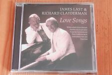 James Last & Richard Clayderman - Love songs - 17 titres - CD Neuf New