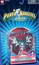 Power Rangers Zeo Missile Firing MECHANIZER New  Factory Sealed 1996