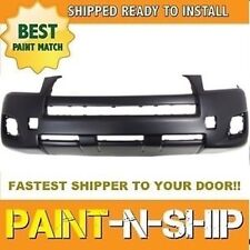 Fits; 2009 2010 Toyota Rav4 Front Bumper (no flare) Painted to Match (TO1000349)