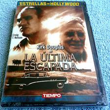 LA ULTIMA ESCAPADA Take Me Home Again KIRK DOUGLAS English Español DVD R2 Preci