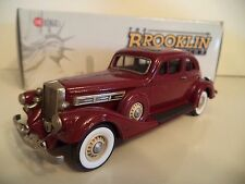 BROOKLIN PIERCE ARROW COUPE    1935  1/43RD SCALE    IN  BOX.