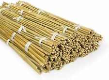2ft /4ft/ 6ft/ 8ft Bamboo Canes Strong Professional Garden Plant Support Sticks