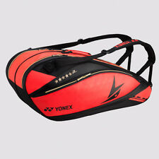 YONEX  Lin Dan Exclusive 6 Tennis/Badminton BAG12LDEX Pro Racquet Bag, Red