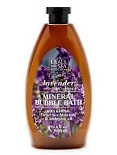 Lavender Bubble Bath with Natural Dead Sea Minerals 1000 ML Gift
