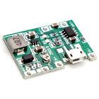 Micro-USB TP4056 3.7V Battery Charger Module Step-up Boost 5V 9V 12V 27V DC UPS