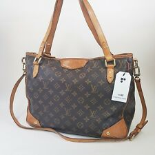 Authentic Louis Vuitton Estrela MM Monogram M41232 Shoulder Guaranteed Bag LC485