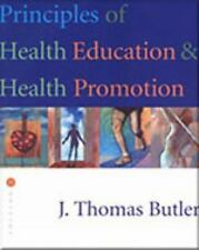 Principles of Health Education and Health Promotion (Wadsworth's Physi-ExLibrary