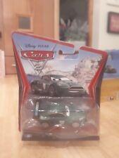 Disney Pixar Cars 2 - Nigel Gearsley International card.