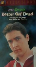 Better Off Dead (Vhs, 1997) Used. Pg-13