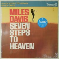 Miles Davis Seven Steps To Heaven CBS/Sony 18AP 2060 OBI JAPAN VINYL LP JAZZ
