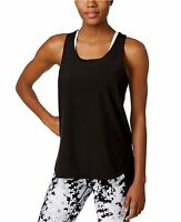 New Calvin Klein Performance Women's High Low Hem Workout Gym Tank PF6T3399 $39