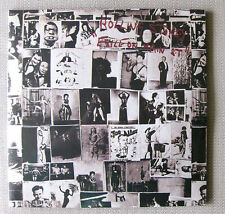 """ROLLING STONES - EXILE ON MAIN ST - 2 x 12"""" LPs NEW SEALED REISSUE RECORDS 2010"""