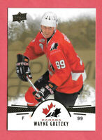 2016-17 Wayne Gretzky Upper Deck Team Canada Juniors Gold - New York Rangers