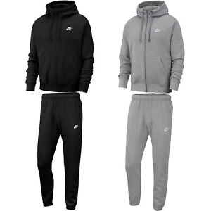 NIKE Sportswear Club Jogginganzug Trainingsanzug Sweatanzug Sportanzug