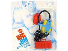 Mattel 7432 7435 Big Jim Adventure Gear Fire Fighter NEU MIB  OVP SG 1411-13-15