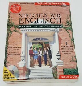 Sprechen Wir Englisch - English Lessons For German Speakers Language Training