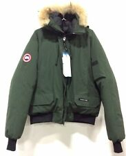 Canada Goose Mens Chilliwack Bomber Down Parka Winter Jacket Forest Green 2XL