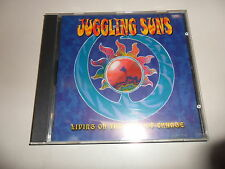 Cd   Juggling Suns  ‎– Living On The Edge Of Chance