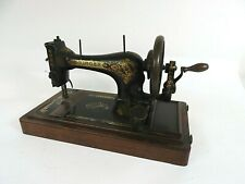 Antique Singer Sewing Machine (Sn. J1542941) for restoration