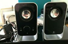 Logitech LS-11 Computer Speakers
