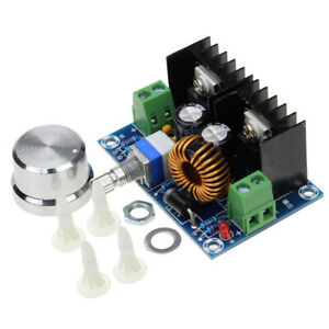 1Pcs DC4-40V PWM Adjustable Voltage Regulator Step-Down  Power Supply Module