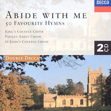 Abide with Me: 50 Favorite Hymns (CD, Jun-1996, 2 Discs, Decca)
