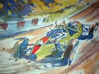 ISLE OF MAN TT TARGA FLORIO LE MANS FIAT ABARTH AUSTIN HEALEY SPRITE MANX GP1959