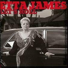 Etta James-Let 's roll CD NEUF