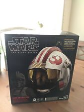 Star Wars The Black Series Luke Skywalker Electronic X-wing Pilot Helmet - E5805