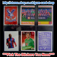 Merlin's Premier League 2016 (100 to 199) *Select the Stickers You Need*