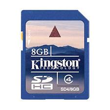 Cartes mémoire Kingston pour appareil photo et caméscope SDHC