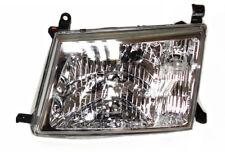 GENUINE Front Headlamp/Headlight R/H For Toyota Landcruiser HDJ100 4.2TD 5/05>ON