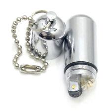 Small Lighter Fluid Oil Metal Cigar Cigarette Flint Flame Mini Kerosene Lighter