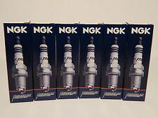 NGK# 3689  Iridium Spark Plugs -- TR6IX  ----  6 pc (NEW) == Made IN Japan