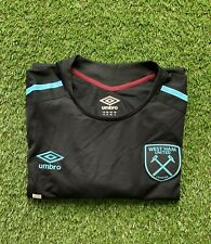 West Ham Away Umbro Football Shirt 2017-18 - X-Large