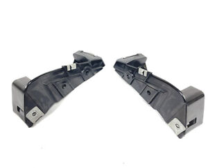 2005 CHRYSLER CROSSFIRE SRT6 COUPE REAR LEFT & RIGHT UPPER BUMPER BRACKETS