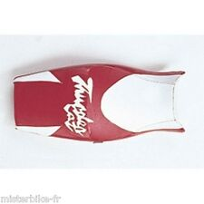 Housse de selle Bagster 2039C Blanc/Rouge/Lettres Blanches Yamaha YZF600 THUNDER