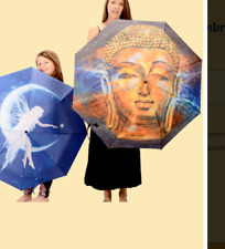 Buddha Manual pop up umbrella